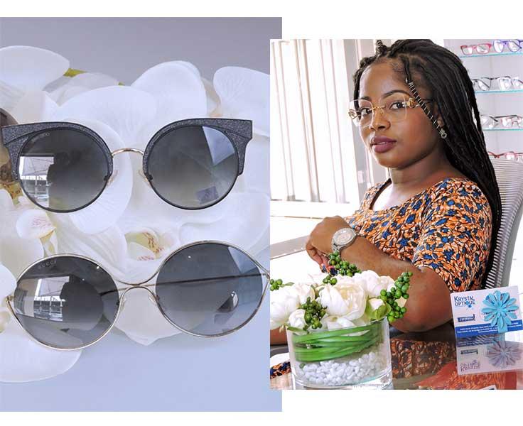 verres correcteurs Krystal Optique Lunetterie cotonou