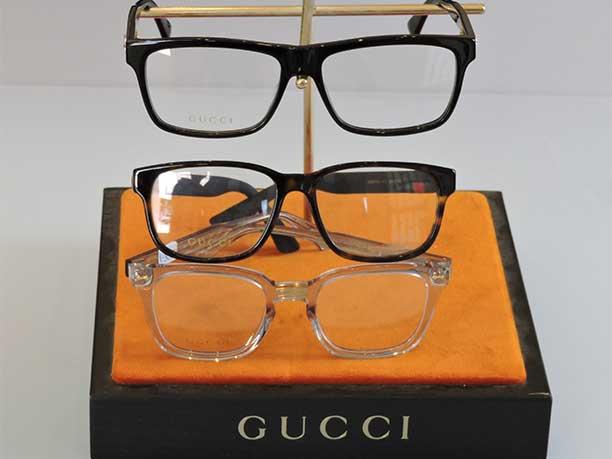 montures de lunettes médicales